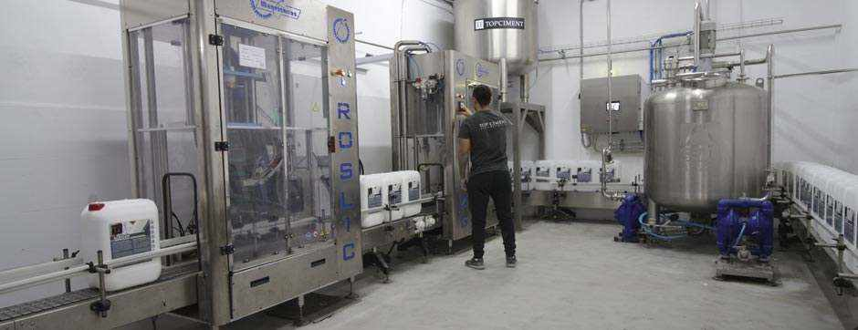 Topciment, los fabricantes de microcemento nº1