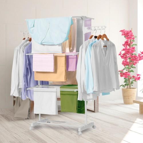 Tendederos vertical de ropa