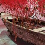 Obras de Chiharu Shiota