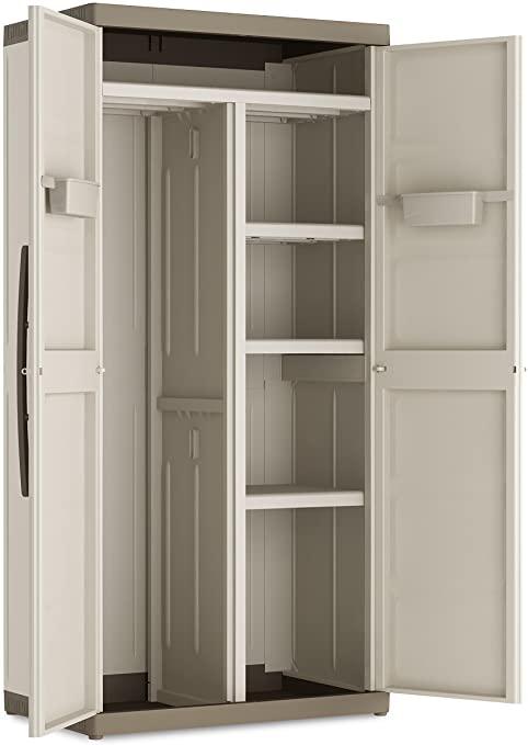Los armarios de exterior. Diseño y protección para tu hogar