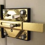 Elige el mejor cerrojo para puertas