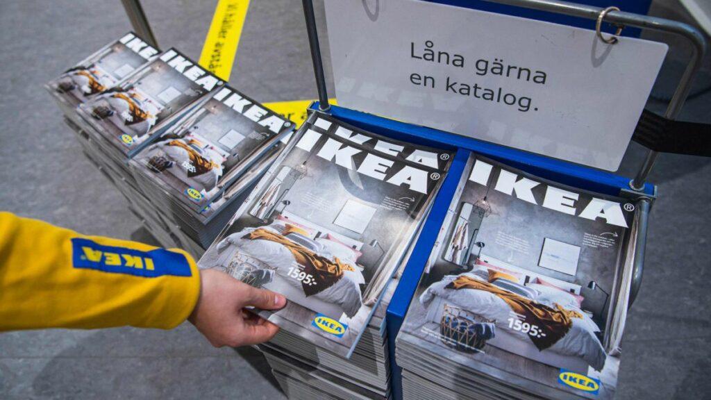 catálogo IKEA 2022
