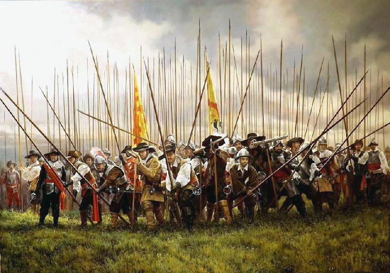 Pintor histórico militar José Ferre-Clauzel