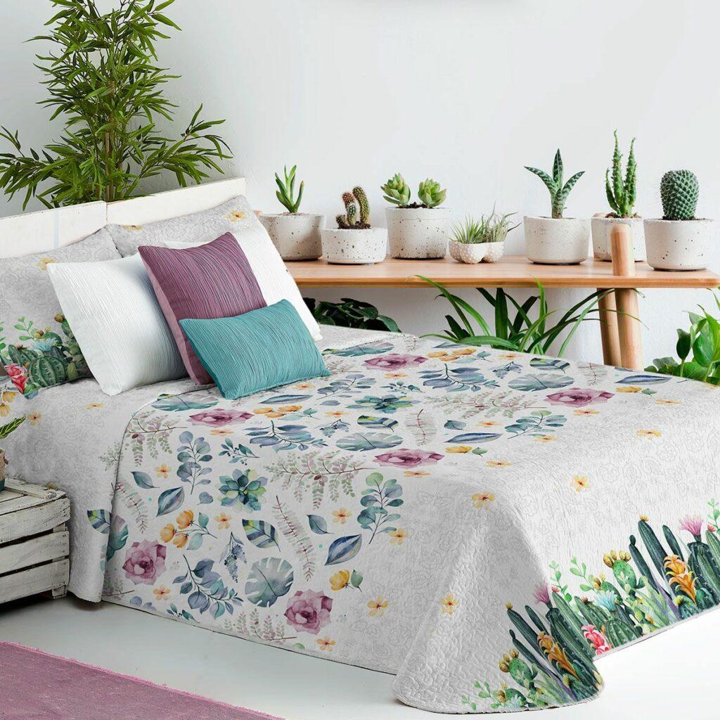 Trucos e ideas para decorar una habitación en verano