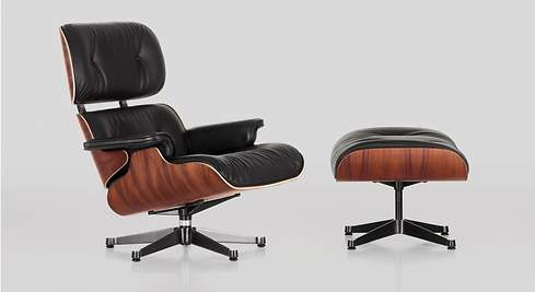 Eames Lounge Chair muebles de diseño
