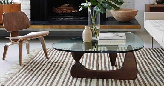 mesa noguche muebles de diseño