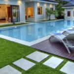 Decora tu hogar con césped artificial
