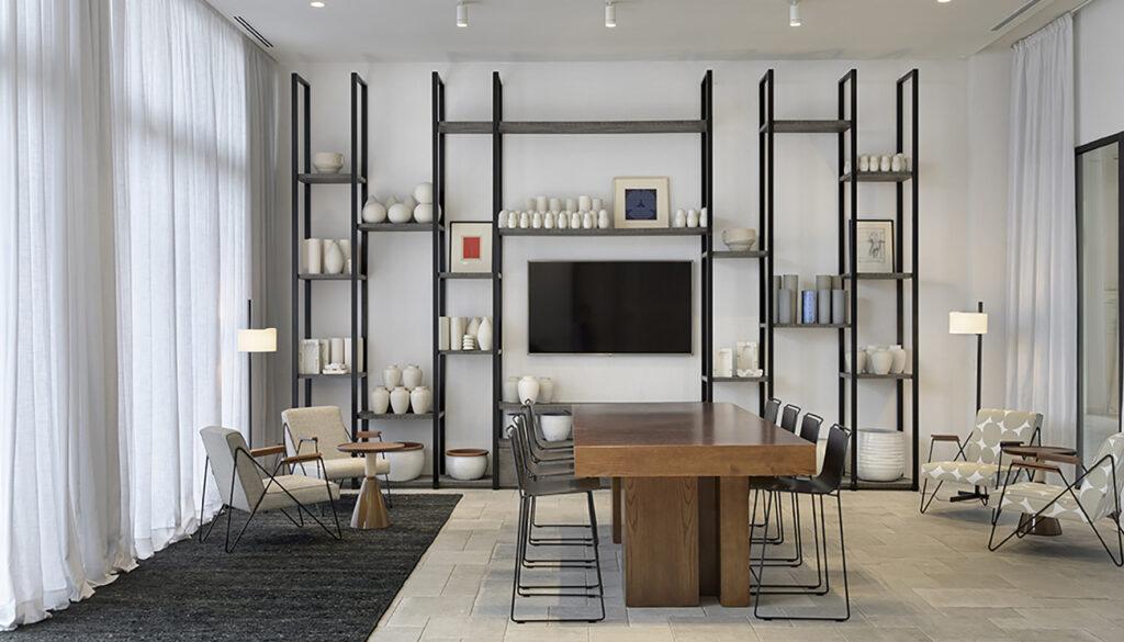 Mobiliario exclusivo para los amantes del diseño