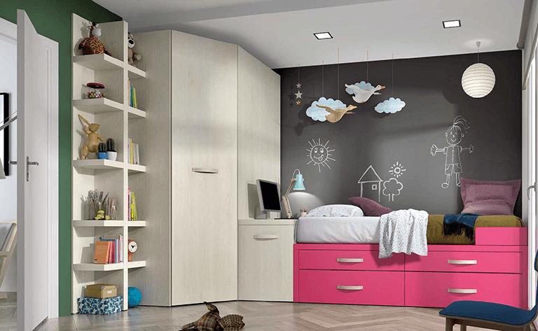 Tendencias y recomendaciones 2021-2022 para la compra y decoración de dormitorios juveniles