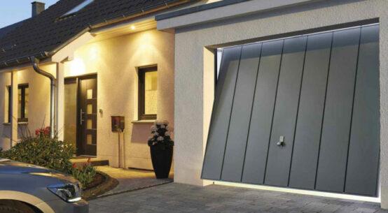Tipos de puertas de garaje según la apertura
