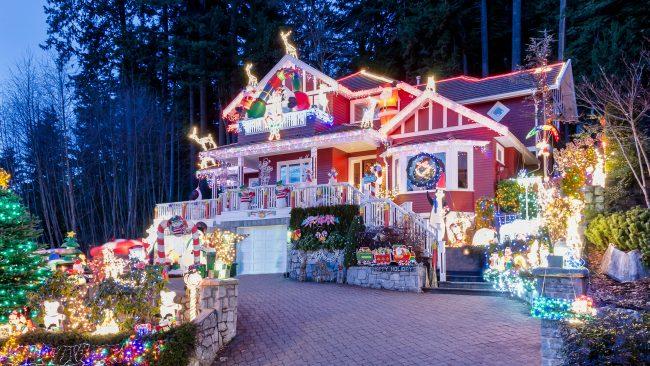 Las mejores luces de Navidad del mundo para visitar este 2021