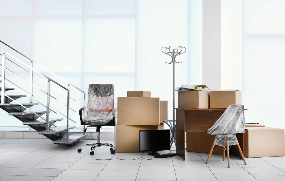 Como hacer una mudanza de oficina en Madrid